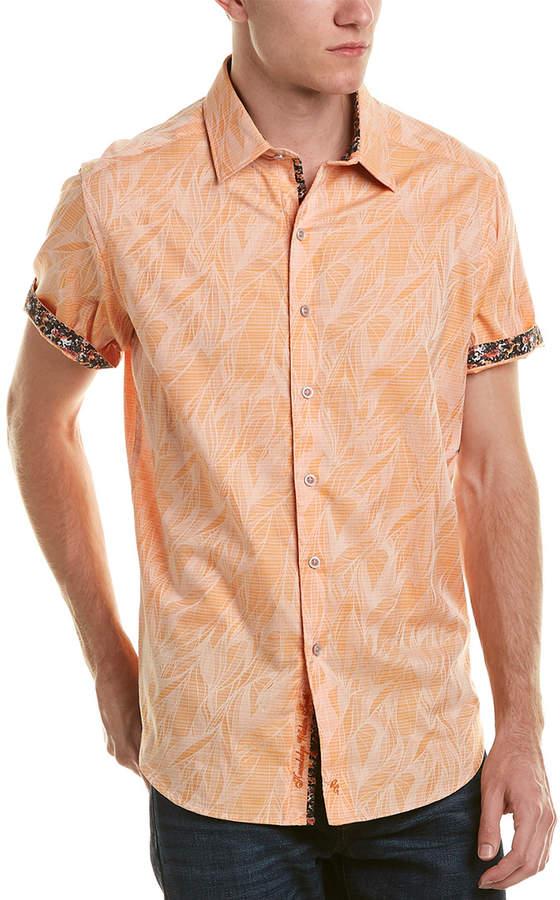 Robert Graham Ungerman Classic Fit Woven Shirt