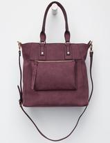 VIOLET RAY Hadlee Tote Bag