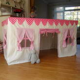 The Fairground Fabric Playhouse