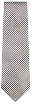 Tom Ford Diagonal Embroidered Silk Tie