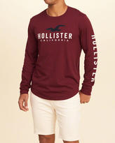 Hollister Crew Graphic Tee