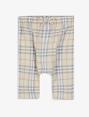 Burberry Liberty check trousers 3-18 months