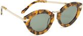 Karen Walker Lunar Flower Patch Sunglasses
