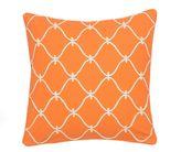 Serendipity Rope Decorative Pillow