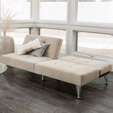 Christopher Knight Home Alston Click-Clack Oversized Convertible 2-piece Sofa