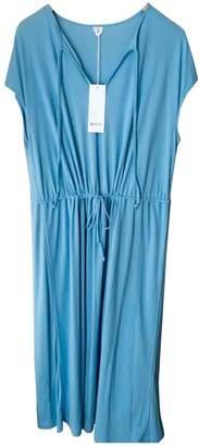 Arket Blue Cotton Dress for Women