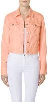 J Brand Sun Harlow Jacket in Starburst