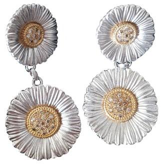 Buccellati Blossom Silver Silver Earrings