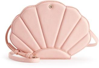 Lauren Conrad Seashell Crossbody Bag