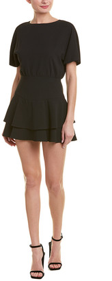 Alice + Olivia Palmira Drop Waist Dress