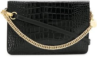 Givenchy crocodile effect Cross3 crossbody bag