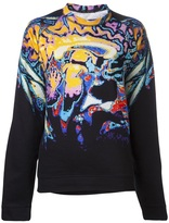 Christopher Kane brain scan sweatshirt