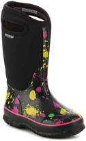 Bogs Girls Paint Splat Toddler & Youth Snow Boot
