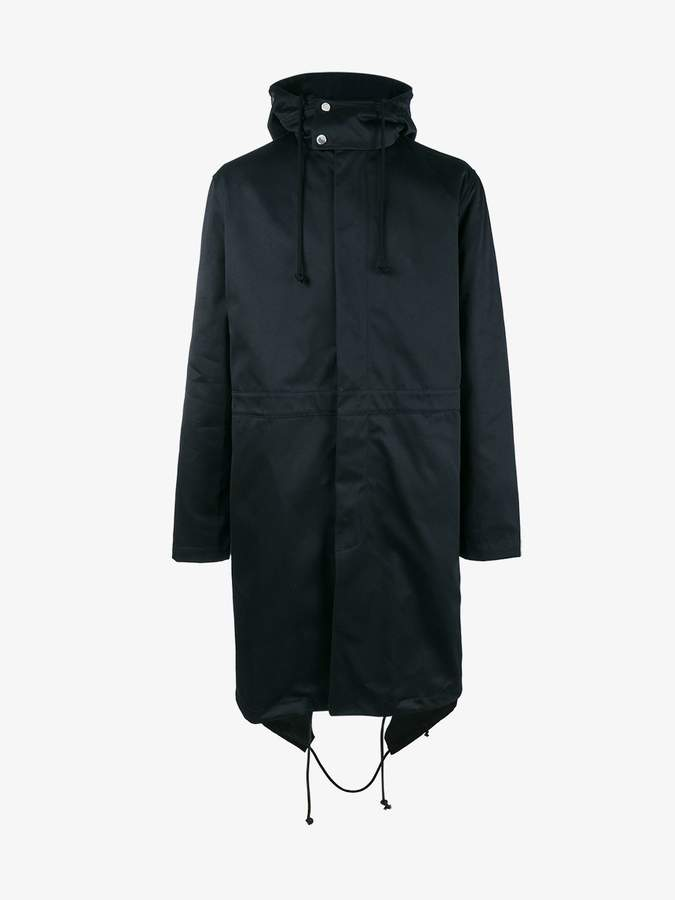 Raf Simons Detlef E81 Parka with removable jacket