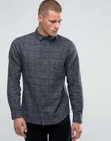 Selected Flannel Check Shirt