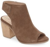 Sole Society Women's Peep Toe Sandal