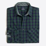 J.Crew Factory Heavyweight flannel shirt