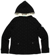 Roxy Kids - True Luv Hybrid Jacket (Big Kids) (True Black Pattern) - Apparel