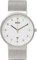 Braun - Bn0032 Stainless Steel Watch