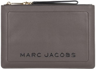 Marc Jacobs The Box Leather Clutch