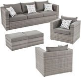 Asstd National Brand Atlantis 5-pc. Outdoor Seating Set