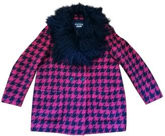 Moschino Multicolour Wool Jackets