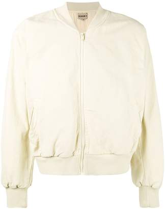 Yeezy Season 4 bomber jacket