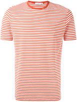 Sunspel fine stripe T-shirt - men - Cotton - S