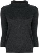 Max Mara roll neck sweater