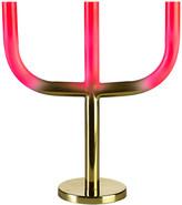 Pols Potten 3 Rod Candle Holder - Gold/Pink