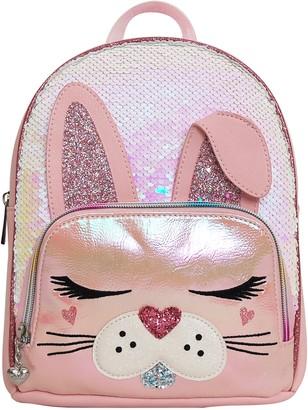 OMG Accessories OMG Kiki Bunny Critter Mini Backpack