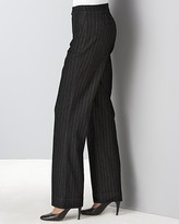 Not Your Daughter's Jeans Women's Pinstripe Trouser Jeans
