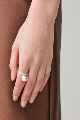 Cos Sterling Silver Ball Ring