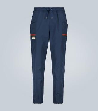 Gucci Technical drawstring pants