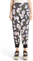 Marni Women's Whisper Print Cargo Pants