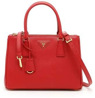 Prada Medium Galleria Top Handle Tote Bag