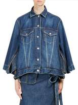 Sacai Cotton Denim Jacket