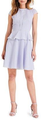 Damsel in a Dress Elmira Dot Detail Dress