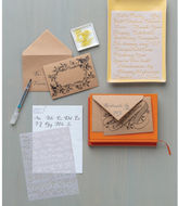 Martha Stewart Calligraphy Hand Lettering Kit- , Pk 1,