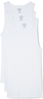 Calvin Klein Underwear Cotton Classic 3 Pack Ribbed Tanks