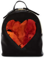 T-Shirt & Jeans Iridescent Heart Backpack