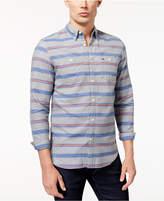Tommy Hilfiger Men's Striped Shirt
