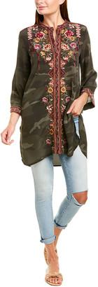 Johnny Was Nepal Kimono Sleeve Tunic