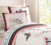 Pottery Barn Kids Woodlands Quilted Bedding