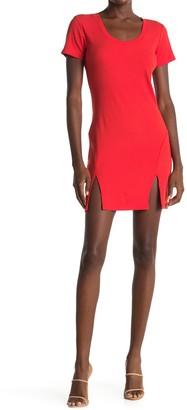 Socialite Bodycon T-Shirt Dress