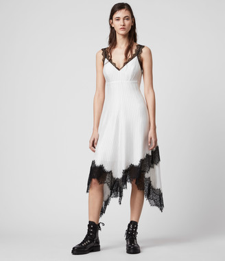 AllSaints Skylar Lace Dress