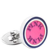 Thomas Pink Clifton Rock Cufflinks
