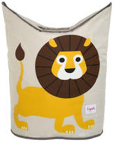 3 Sprouts Bagley Lion Laundry Hamper