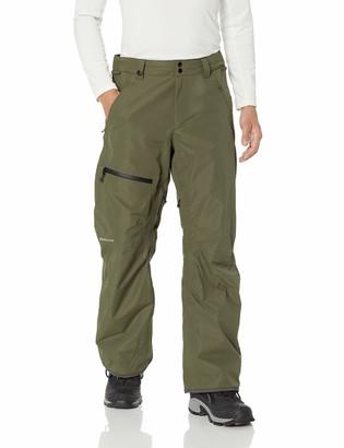 Quiksilver Men's Forever 2L Gore-TEX Snow Pants