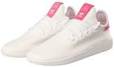 adidas x Pharrell Williams Tennis Hu Sneakers BY8714 White/Pink